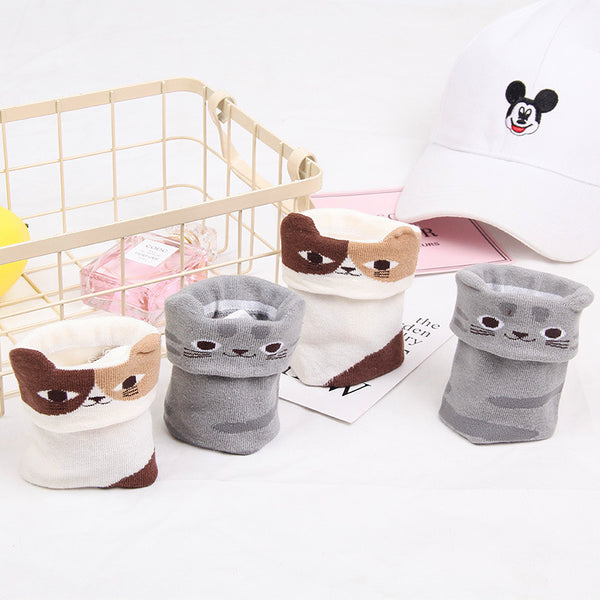 Cute Cats Paw Socks PN0752