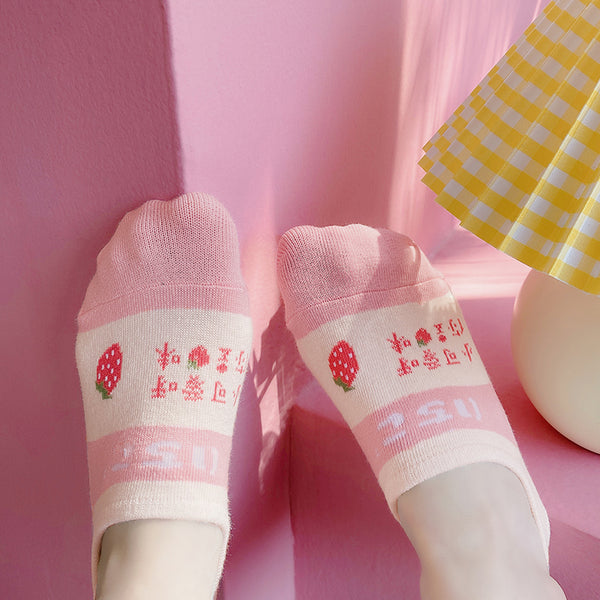 Cute Fruits Socks PN2545