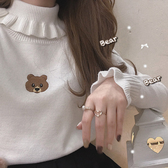 Cute Bear Sweater PN2015