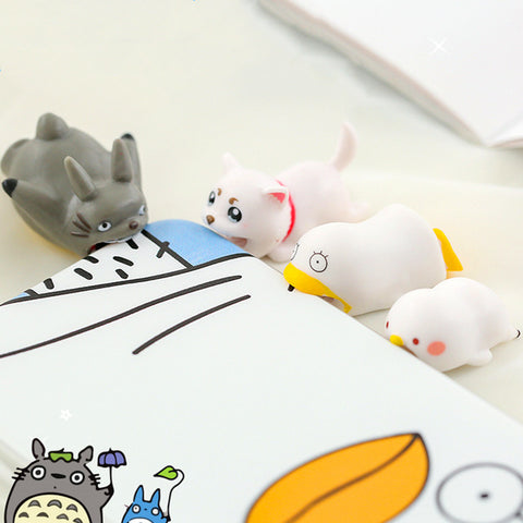 Cartoon Totoro Cable Cover For Iphone PN2127