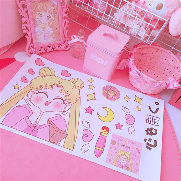 Lovely Sailor Moon Stickers PN1006