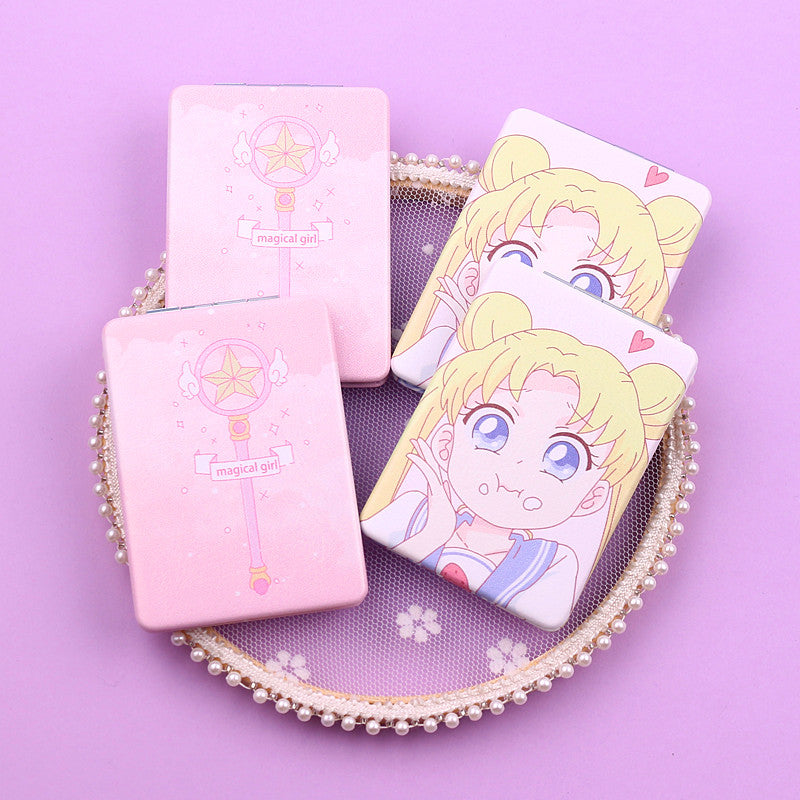 Pretty Usagi And Cardcaptor Two-sided Mirror PN0729
