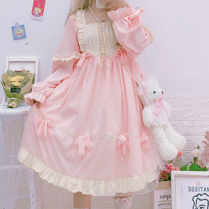 Fashion Lolita Girls Dress PN3282