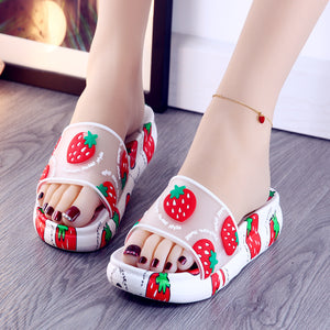 Cute Fruits Summer Slippers PN2786