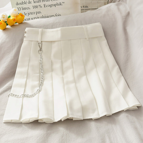 Fashion Girl Pleated Skirt PN3822