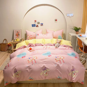 Cartoon Anime Bedding Set PN3656