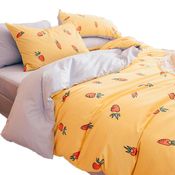 Cute Carrots Bedding Set PN0973
