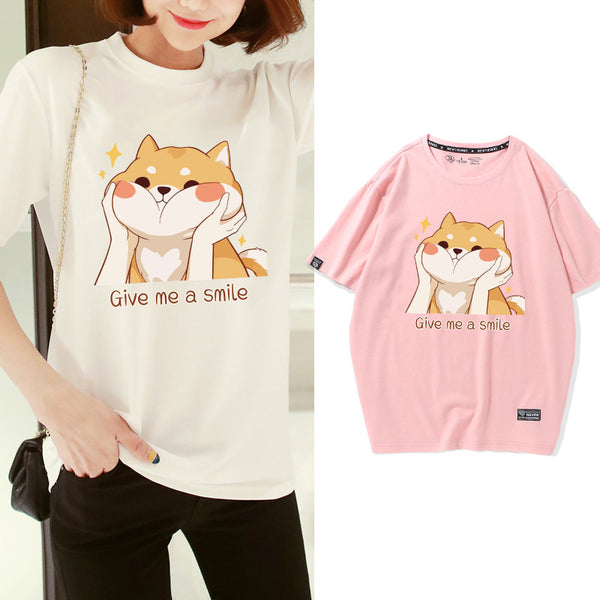 Fashion Dog Lover Tshirt PN1360