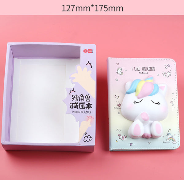 Cute Stress Release Notebook PN2371