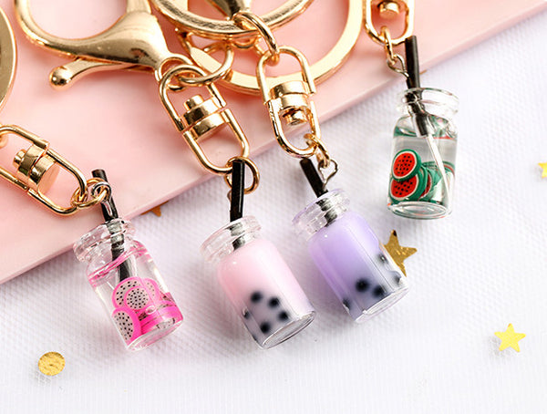 Kawaii Bottle Key Chain PN2438