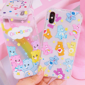 Bears Phone Case for iphone 6/6s/6plus/7/7plus/8/8P/X/XS/XR/XS Max/11/11pro/11pro max/12/12pro/12pro max PN1502