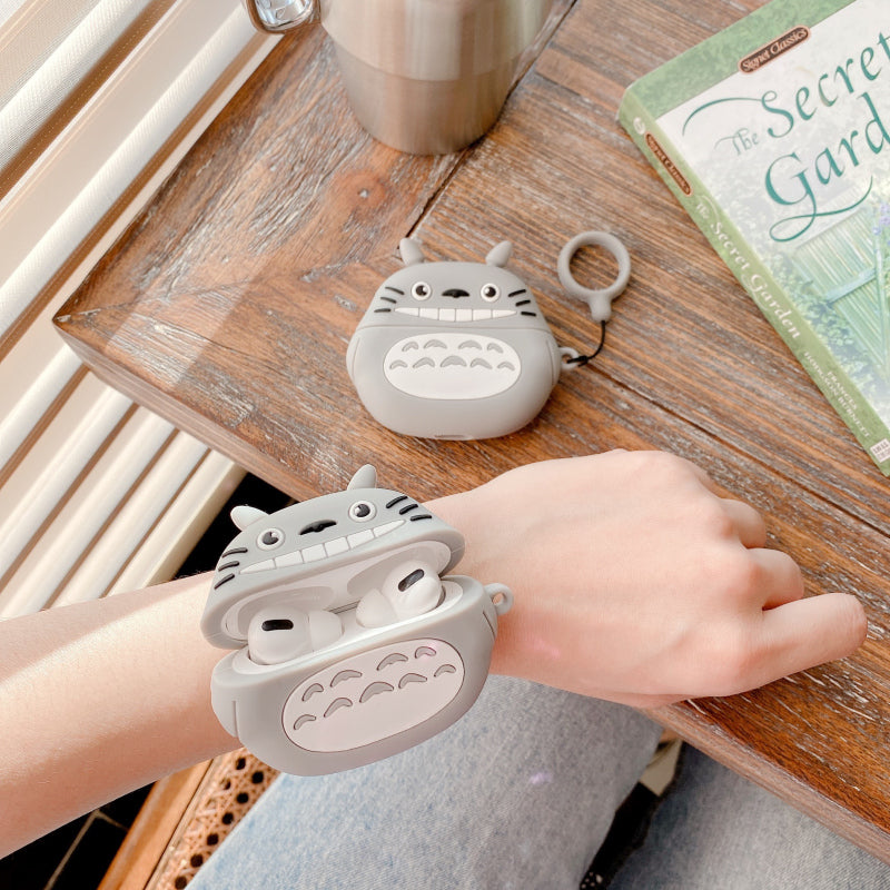 Cute Totoro Airpods Case For Iphone PN2293