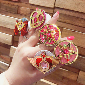 Sailor Moon Magicwand Airbag Brackets PN1950