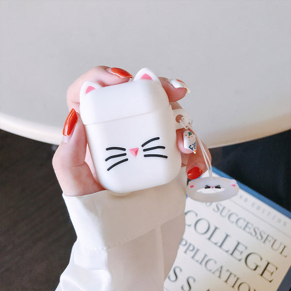 Cats Paws and Luna Airpods Case For Iphone PN1620