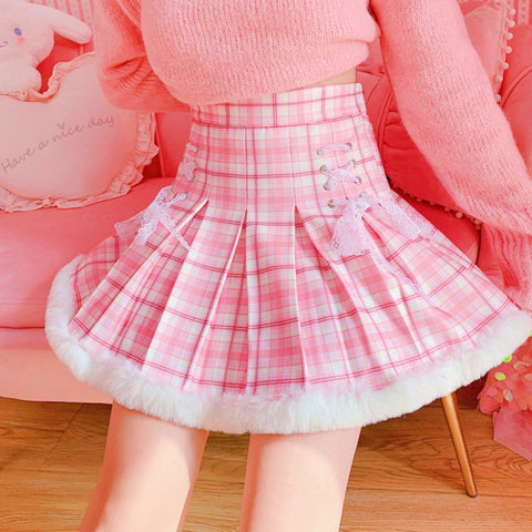 Fashion Girls Pleated Skirt PN3890