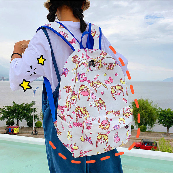 Fashion Sailormoon Backpack PN1634