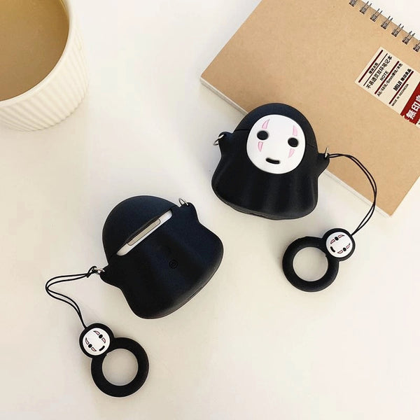 New Style No Face Man Airpods Case For Iphone PN1731