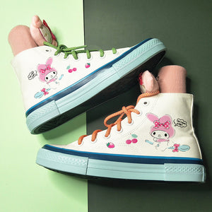 Cute Anime Shoes And Socks PN3556