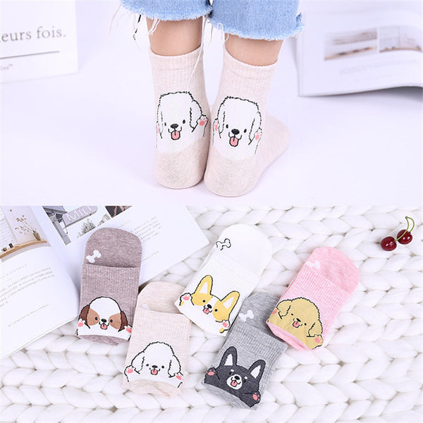 Lovely Dogs Socks PN1659