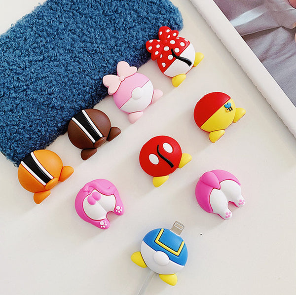 Cartoon Cable Cover For Iphone PN2170