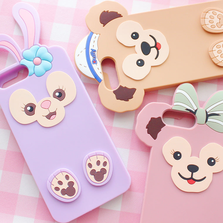 Duffy Bear Shirley Mary Phone Case for iphone 6/6s/6plus/7/7plus/8/8P/X/XS/XR/XS Max PN1220