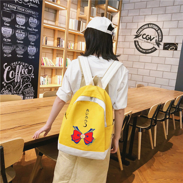 Fashion Bowknot Backpack PN1672