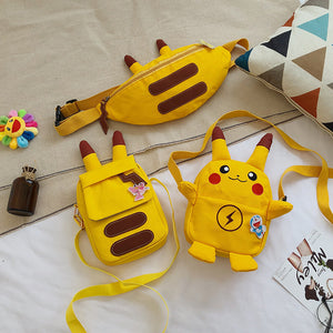 Cute Pikachu Shoulderbag PN1518