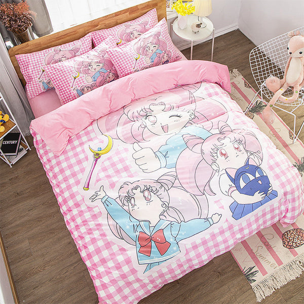 Lovely Chibiusa Bedding Set PN1892