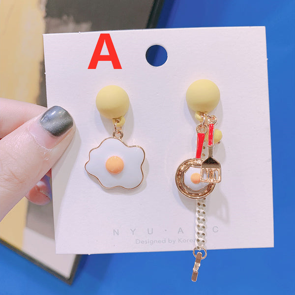 Fashion Eggs Earrings PN2353