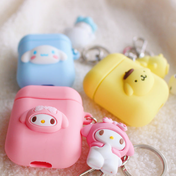 Cartoon My Melody Airpods Case For Iphone PN2209