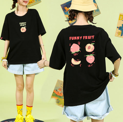 Sweet Peach Lover Tshirt PN3173