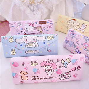 Cartoon Anime Glasses Case PN3308