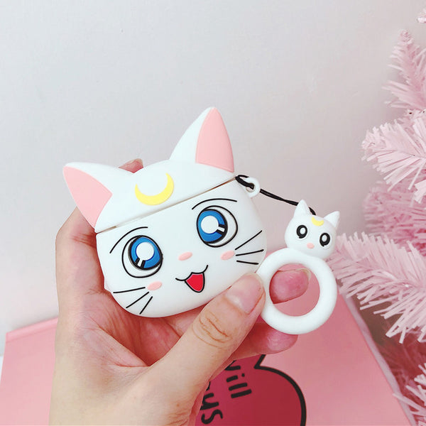 Luna and Artemis Airpods Case For Iphone PN1383