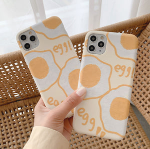 Lovely Eggs Phone Case for iphone 7/7plus/8/8P/X/XS/XR/XS Max/11/11pro/11pro max PN2693