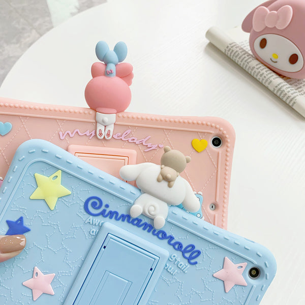 Cartoon Ipad Protect Case PN2625
