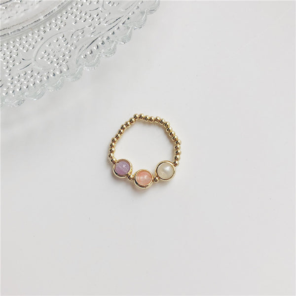 Cute Pearl Ring PN1919