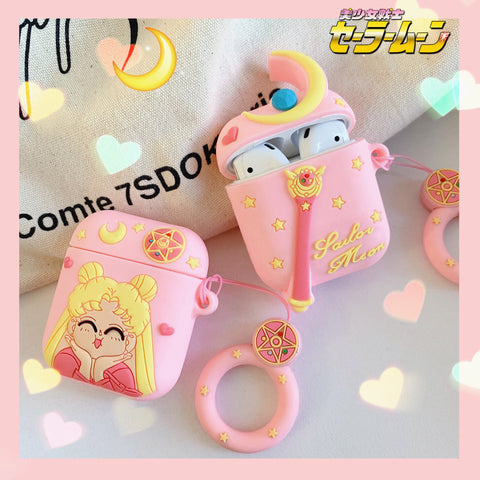 Sailormoon Airpods Case For Iphone PN1351