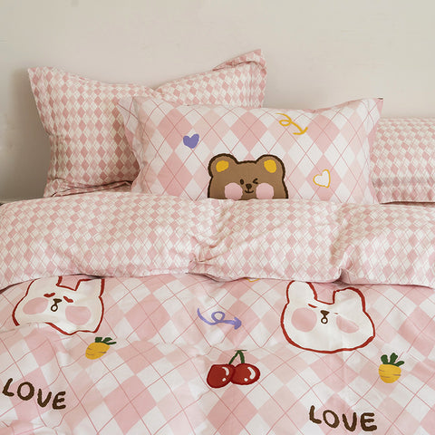 Lovely Bear Bedding Set PN2836
