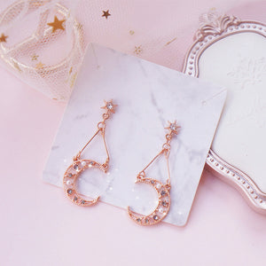 Fashion Moon Earrings PN1491