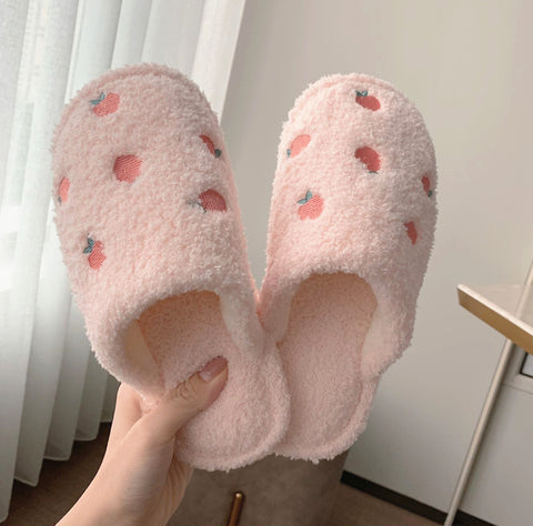 Kawaii Peaches Slippers PN3573