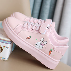 Cute Rabbits Shoes PN3188