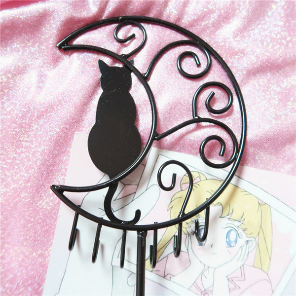Sailormoon Luna Jewelry Display Rack PN1081