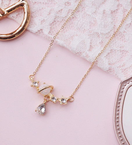 Sweet Lolita Moon Necklace PN1520
