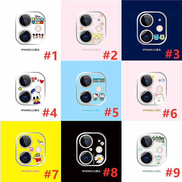 Cartoon Usagi phone Lens Sticker for Iphone 11/11pro/11pro max PN2446