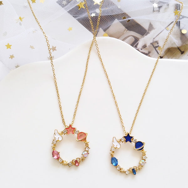 Sakura Wings Necklaces PN1508