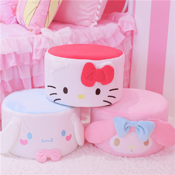 Cartoon Anime Foot Stools PN3160