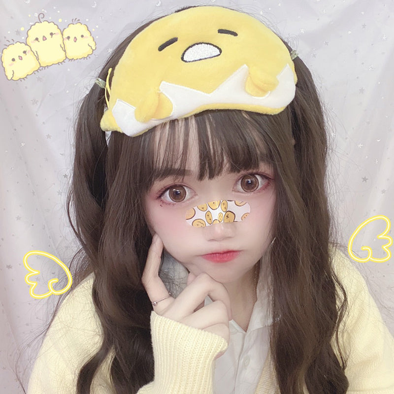 Lovely Gudetama Eyes Patch PN2439