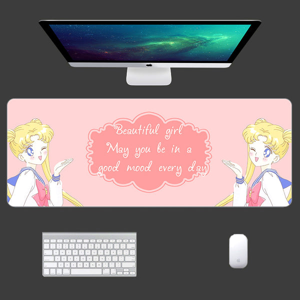 Kawaii Sailormoon Usagi Mouse Pad PN0914