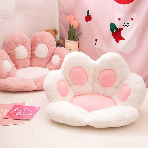 Lovely Cat Paw Seat Cushion PN3305