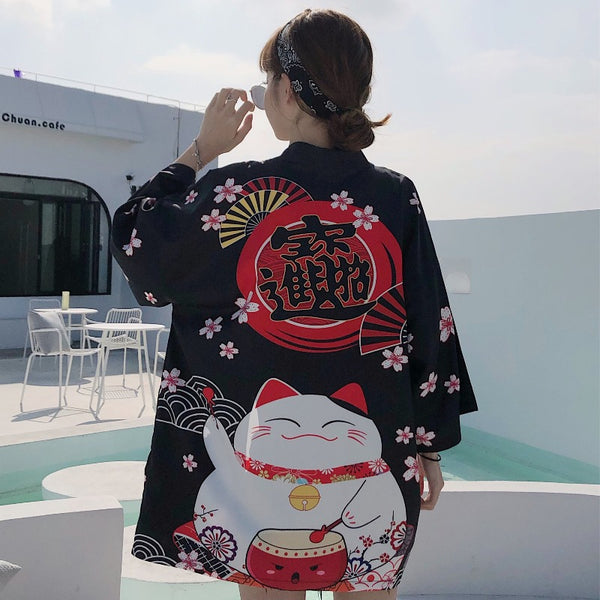 Fashion Cat Summer Coat PN2652